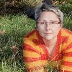 senior Woman Glasses Grass 1280×853