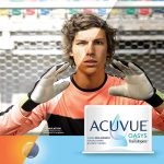 NEW ACUVUE OASYS with Transitions Soccer