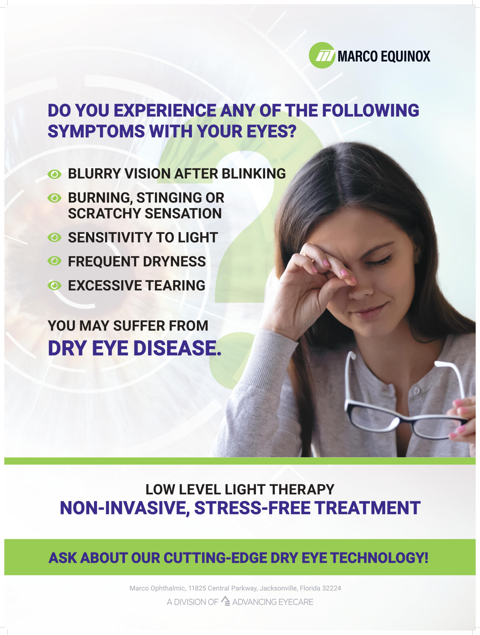 eye care, eye light procedure