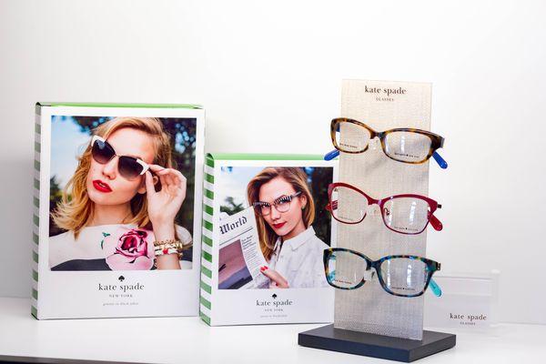 Kate Spade designer frames