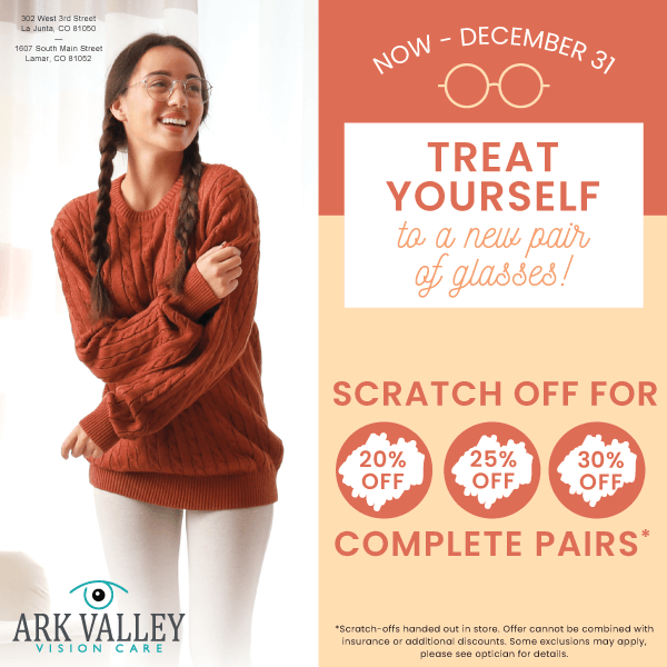 ArkValley Q4 TreatYourself email