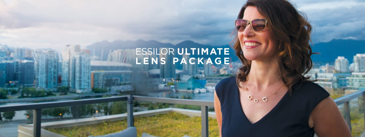 essilor ultimate lens package