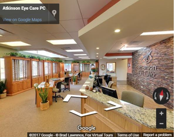 virtual tour screen shot