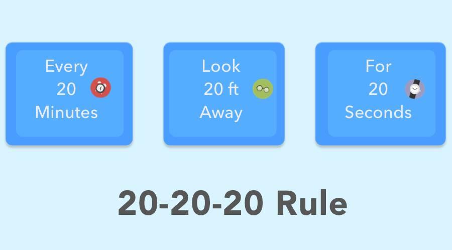 202020 rule