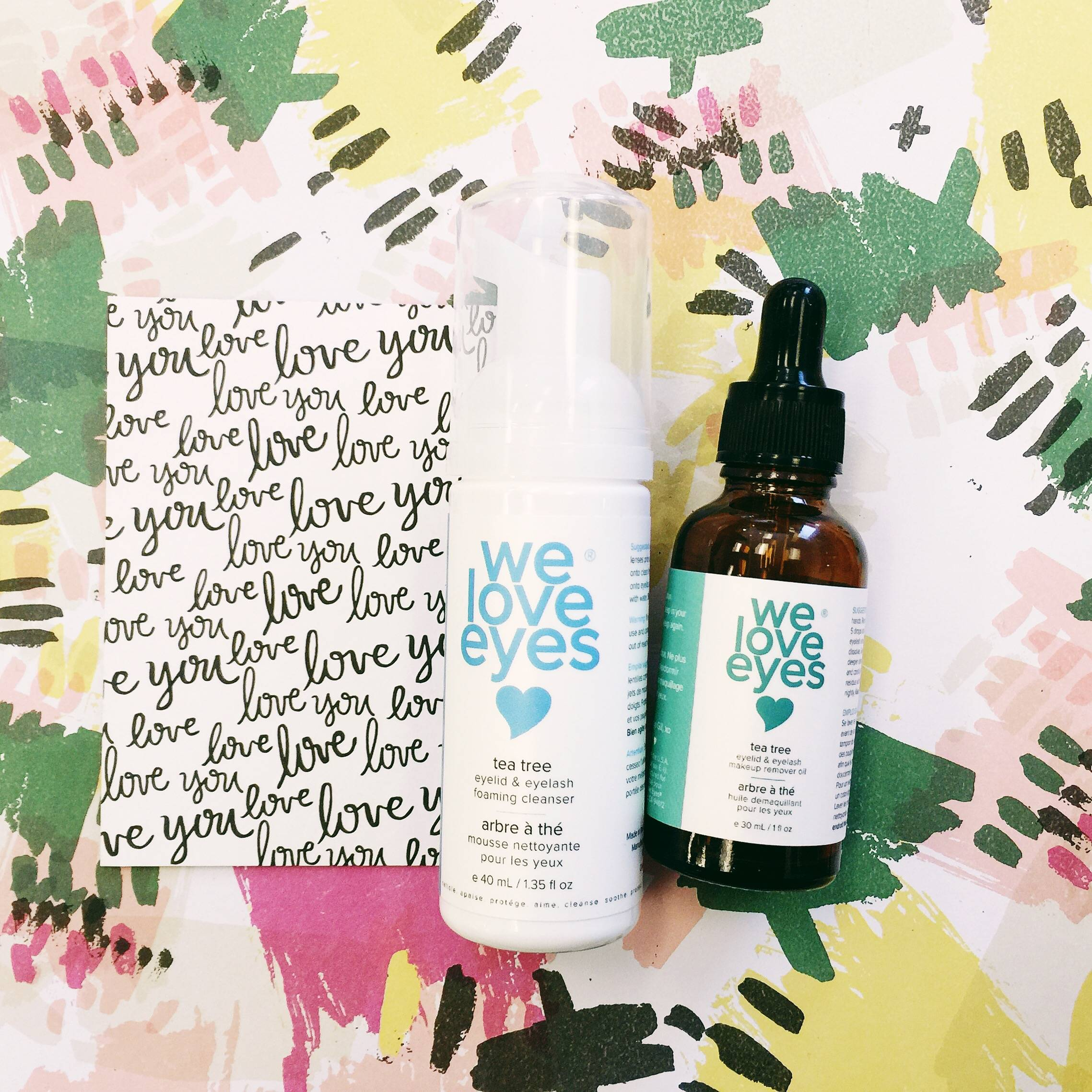 We Love Eyes Product 2