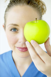 Dr. Allaway explains why nutrition is vital to your eye health