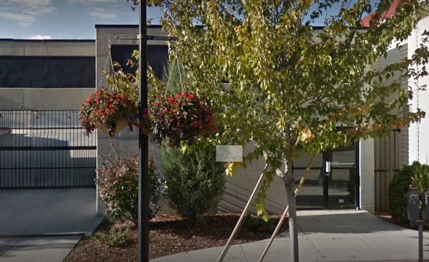 Eye doctor, image of our salmon arm office in Salmon Arm, BC