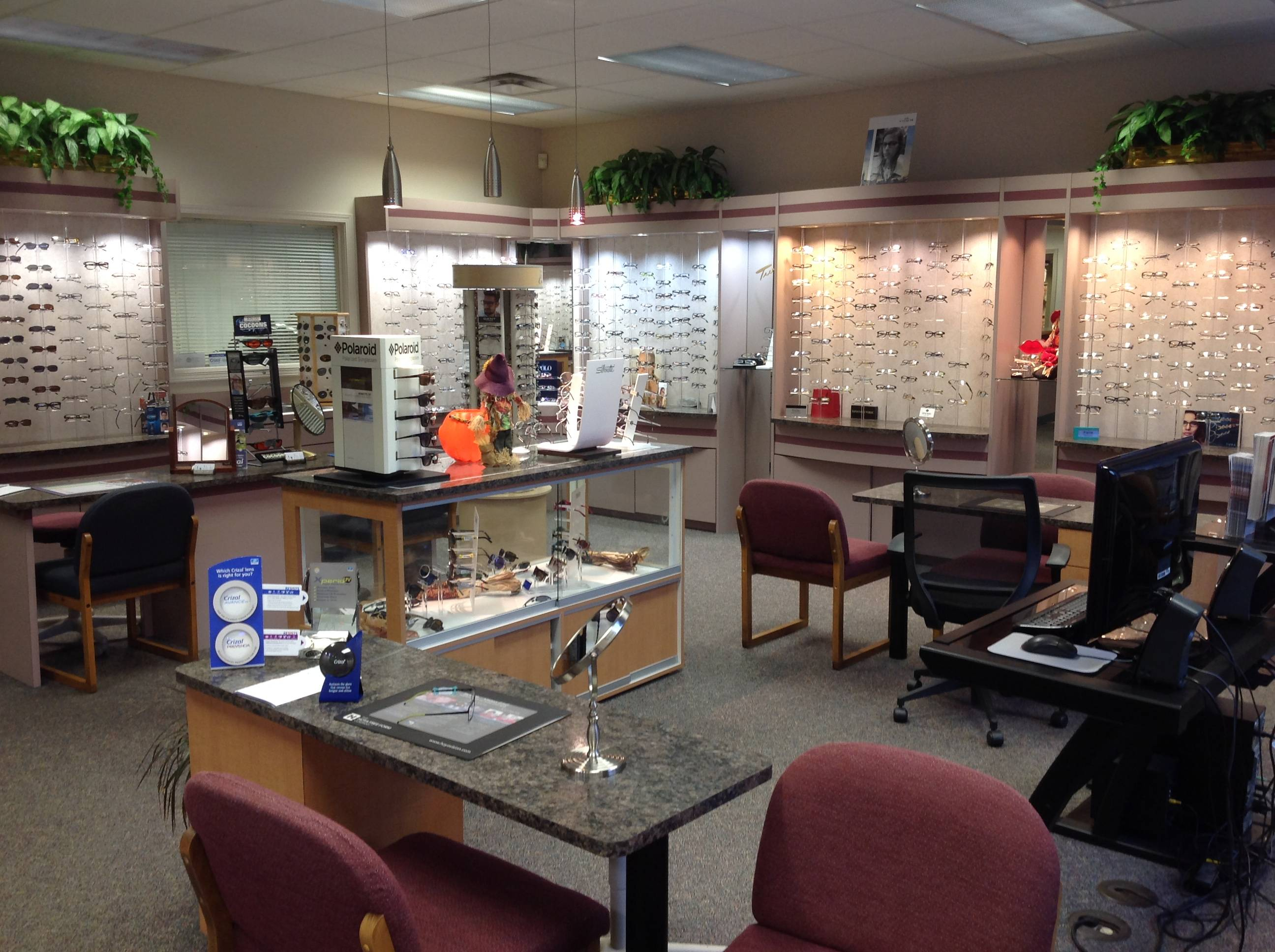 Inside Our Johnson City Eye Care Clinic