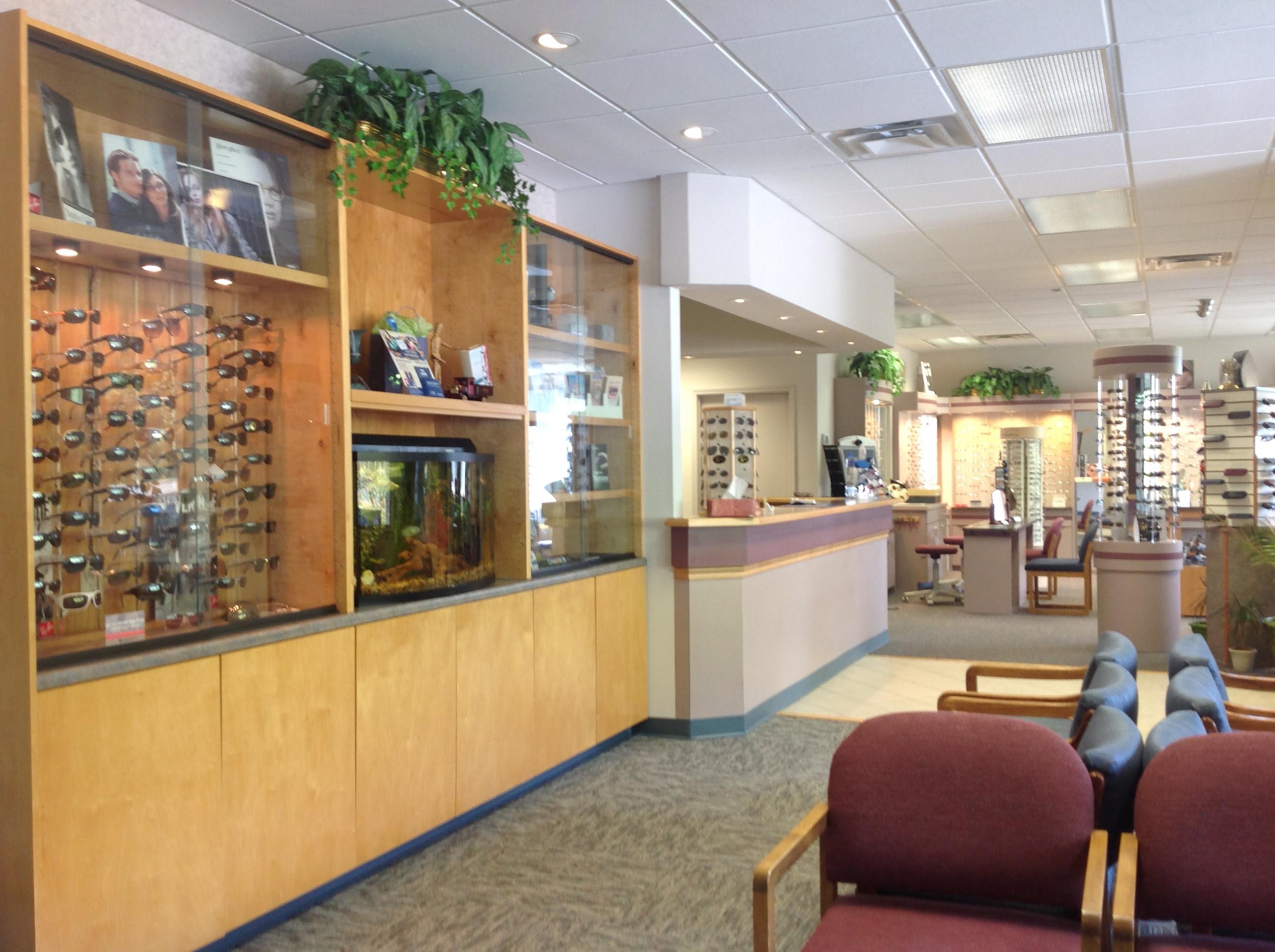 Inside the I Care Vision Office, Eye Doctor in Johnson City, TN