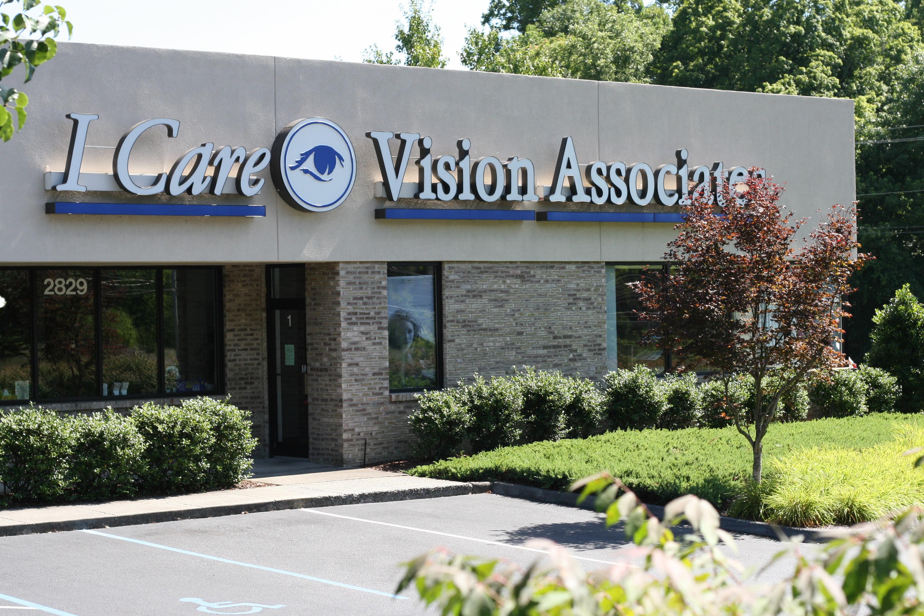I Care Vision Associates Office, Eye Care in John City, TN