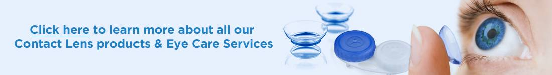 Contact Lens Services in Orange