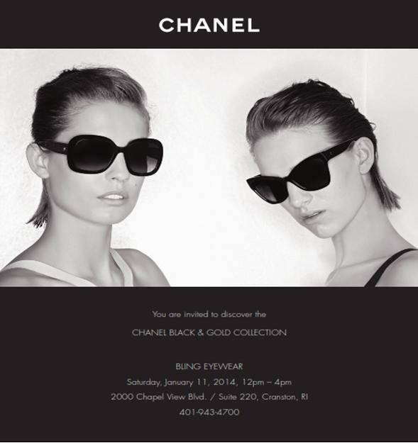 Chanel Evite
