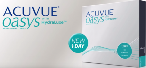 Acuvue Oasys 1 a day