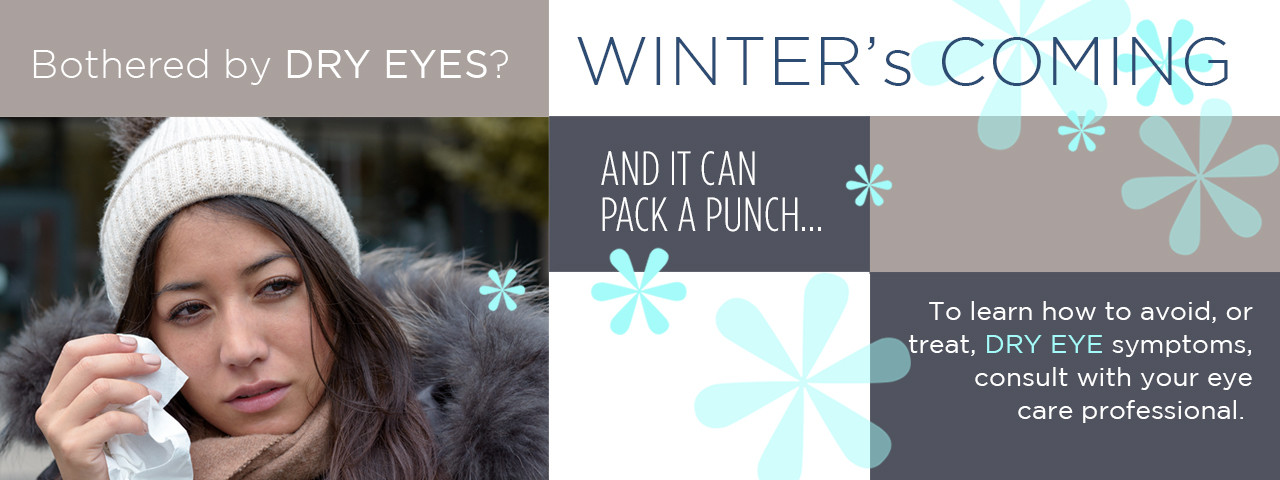 Dry Eyes Winter Slideshow