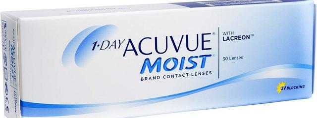 daily acuvue moist