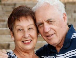 grandparents together. Optometrist, Olathe, KS