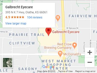 Galbrecht Eyecare Google Maps