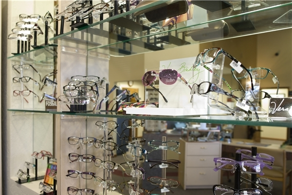 eyeglasses display