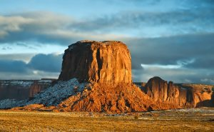 Mesa AZ Mountains on Becken Vision Solutions Hours and Location Page