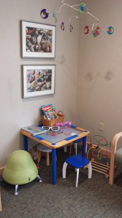 kids fun area steinhauer family eye clinic