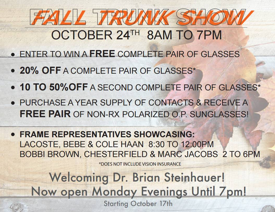 trunkshow for email