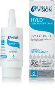 Candorvision hylo artificial tears