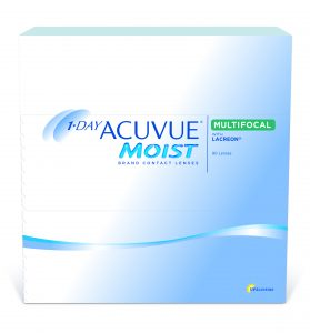 Acuvue 1 DAY Moist Multifocal 90pk