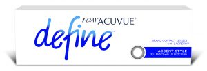 Acuvue Define 30pk Accent