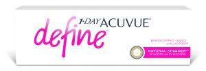Acuvue Define 30pk Shimmer