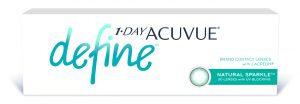 Acuvue Define 30pk Sparkle