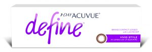 Acuvue Define 30pk Vivid