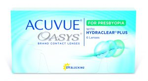 Acuvue Oasys Presbyopia 6pk