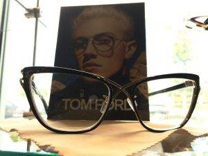 Tom Ford Eye Frames Sold at Advantage Vision Center, Charlotte, NC - Optometrist