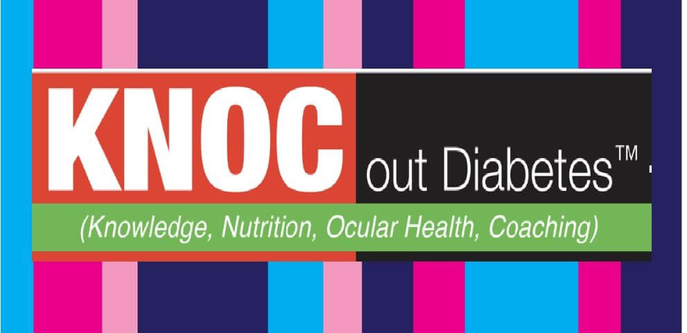 knoc out Diabetes seminar - eye care in Charlotte, North Carolina