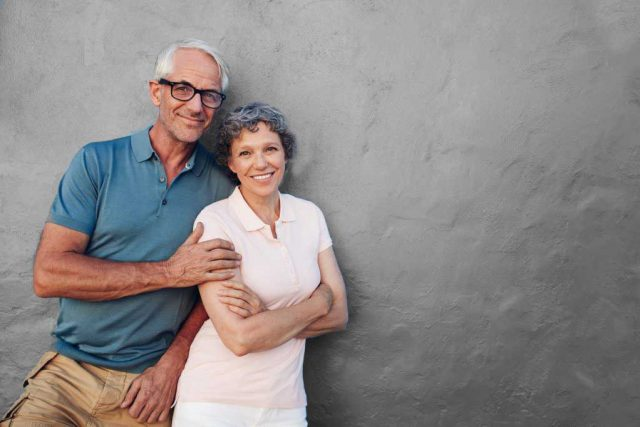 gray Happy Senior Man And Woman 1280X853 1024x682 640x427