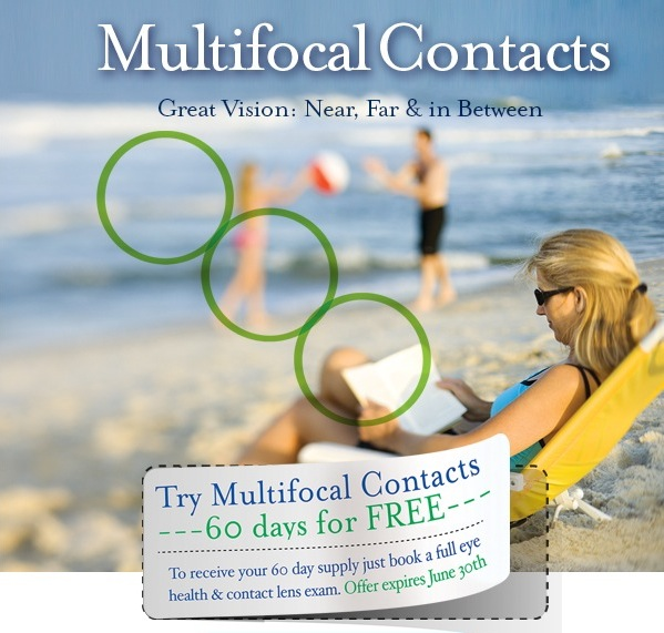 Multifocal Contacts