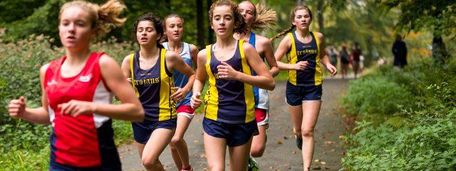 optometrist, kid runners, Ad for Orthokeratology For Athletes in Huntington, Lake Grove, New York