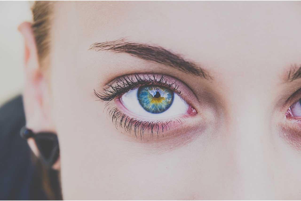 eyes  green close up woman