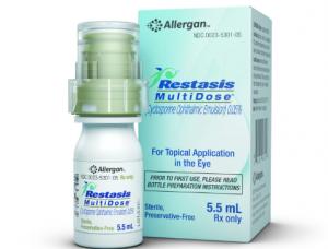 restasis eye drops