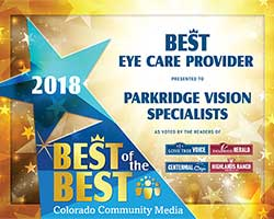 best of best eye care 2018 lone tree