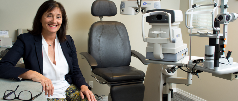 Eye Doctor in Campbell River, British Columbia
