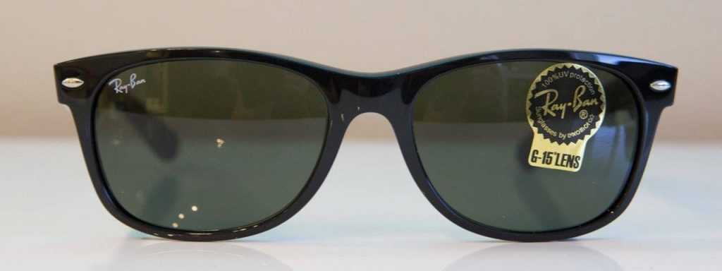 sunglasses ray ban front view 1280×853