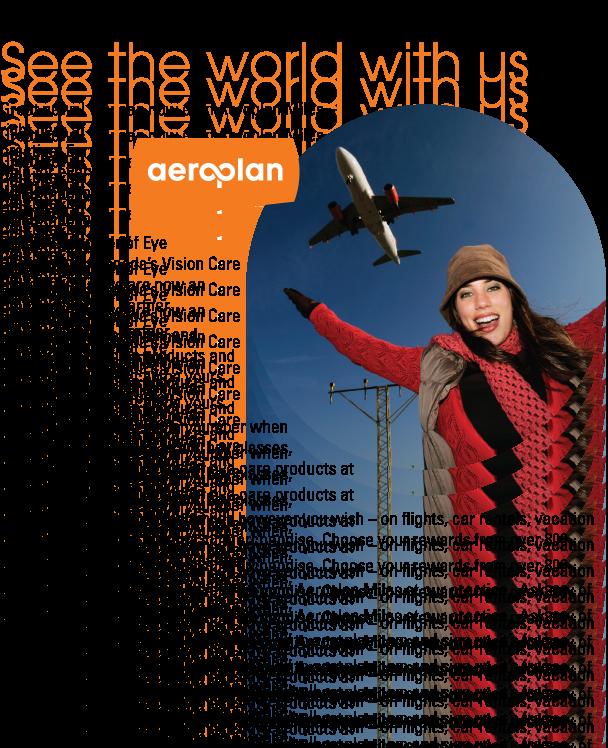 Aeroplan web block