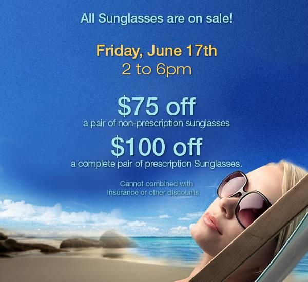 Sunglasses Aloha Interstitial