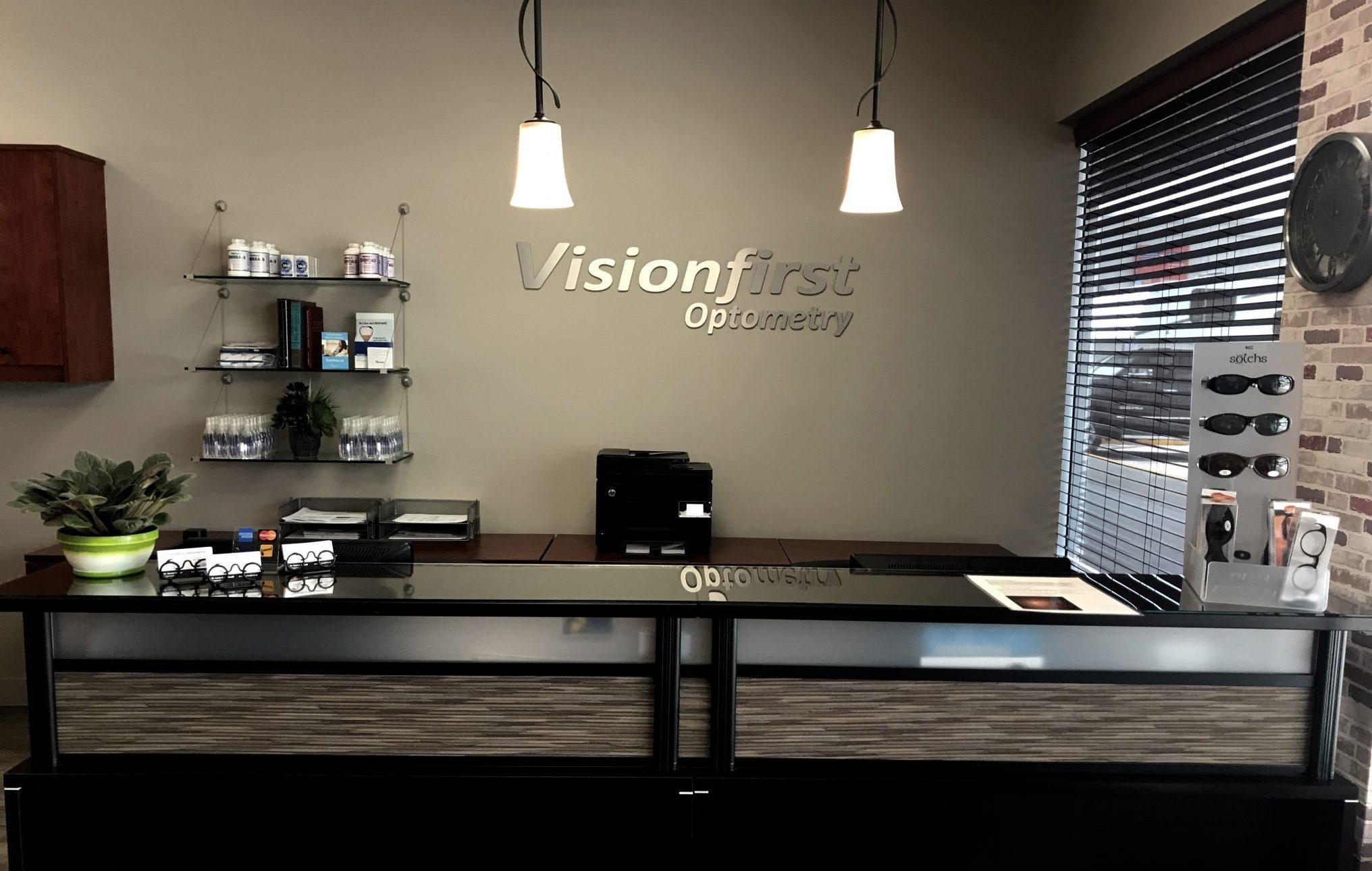 VisionFirst Reception