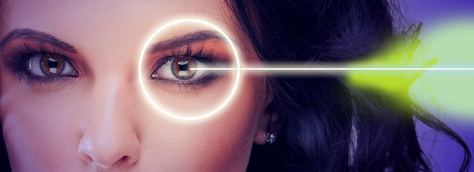 Woman, Lasik in Fredericton and Minto, NB