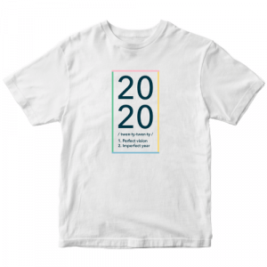 T Shirt with logo mock ups White