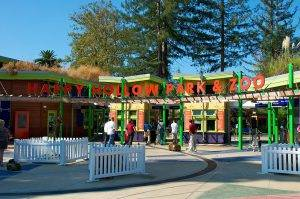 Happy Hollow Park and Zoo, located conveniently near Berryessa Optometry in San Jose, CA.
