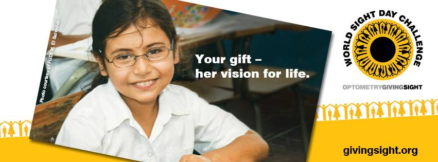 World sight day fb banner