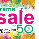 frame sale colourful icon 2019